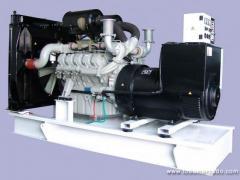Varnished Generator