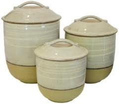 Stoneware for kitchen
