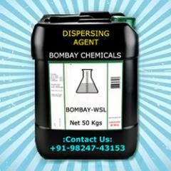 Dispersing Agent : Bombay - WSL