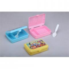 Square Shaped Lunch Box
