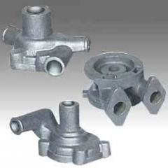 Water pump casting