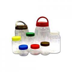 Pet/Plastic Jars
