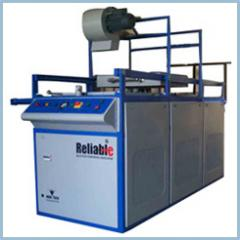 Dual Blister Forming Machine