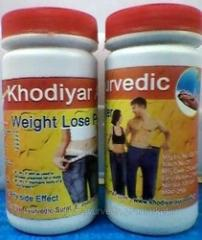 Means for losing weight