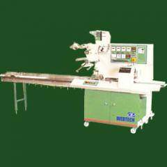 Horizontal Flow Wrap Machine for Biscuit &