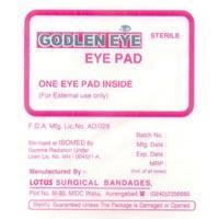 Sterilized Eye Pads