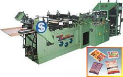 Automatic Conteneous 3-side Seal Machine