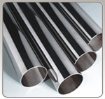 Pipes-Nickel And Copper Alloy
