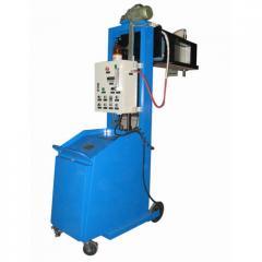 Foundry Equipment & Degassing Machine