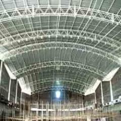 Large Space Frame Structures