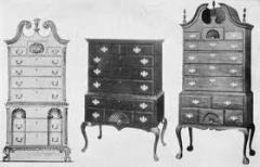 Furniture Colonial