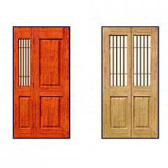 Fiber Safety Doors
