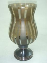 Hurricane Glass Lamp