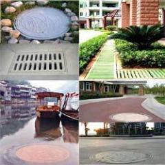 FRP Manhole Covers