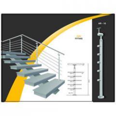 Designer Steel Railings