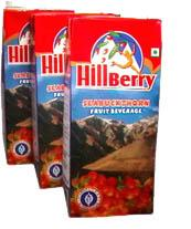 Hill Berry Health Drink