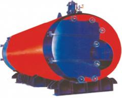 Solid Fuel Fired Horizontal Hot Water Generator