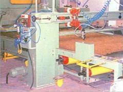 Sheet Forming Spraying System