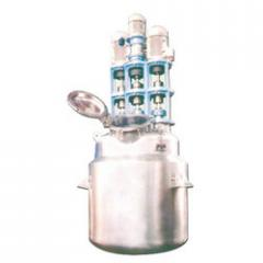 Industrial Mixers for Cosmetic Industry