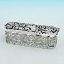 Silver Boxes