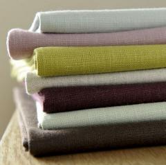 Viscose plain fabric