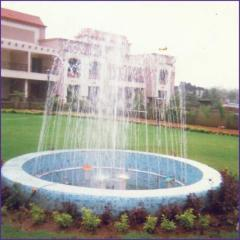 Fountain Crown Fountain