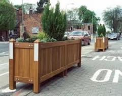 Road planters