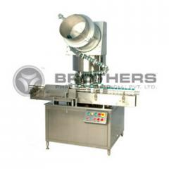 Automatic Eight Head Bottle Screw Capping Machine