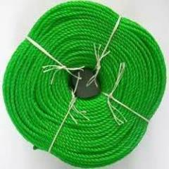 Polyethylene Rope Articles and Nets