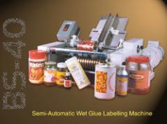 Mayonnaisse Bottle Labelling Machine