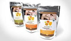 Organic products packaging