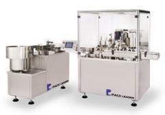 Filling-pluging-sealing Compact Machine