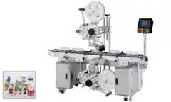 Top & Bottom Labeling Machine