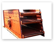 Crushers Products (Vibrating Screen)