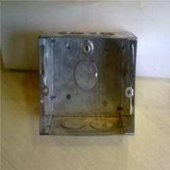 Electrical Outlet Box GI 3 Modular