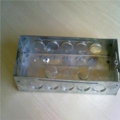 Electrical Box GI 8 Module