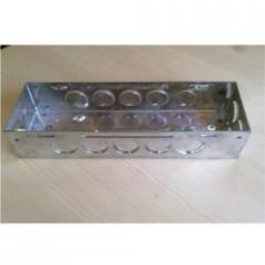 Galvanized Boxes GI 12 Module