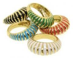 Enamel Rings