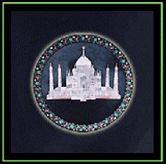 Marble Medallions