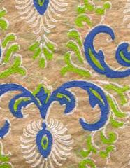 Handmade Embroidery Paper HP021