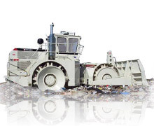 Landfill Compaction Equipment