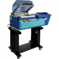 Heat Shrink Chamber Wrapping machines