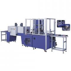 Auto L-Sealer with Shrink Wrapping Machines