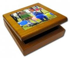 Wooden Designer Box