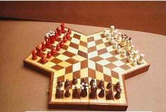 Wooden Chess Boxes