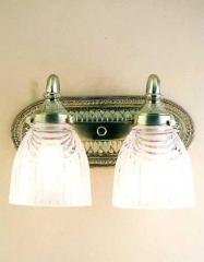 Two Light Bathroom Sconce
