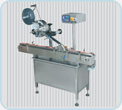 Automatic Horizontal Ampoule Sticker Labelling
