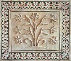 Decorative marble