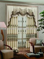 Embriodery Curtain