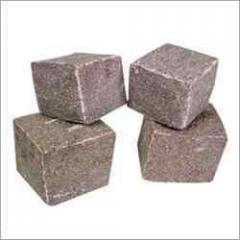 Black Raw Blocks